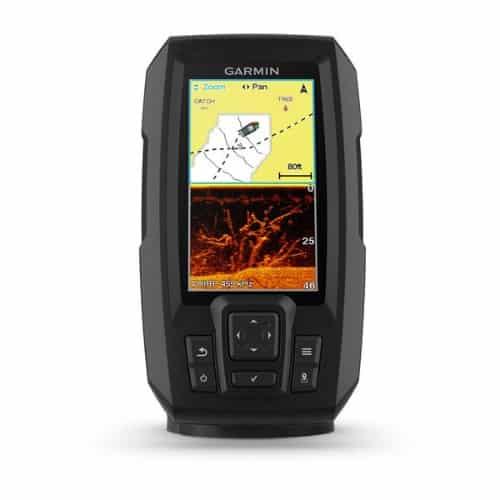 "Garmin Striker 4cv with Transducer, 4"" GPS"