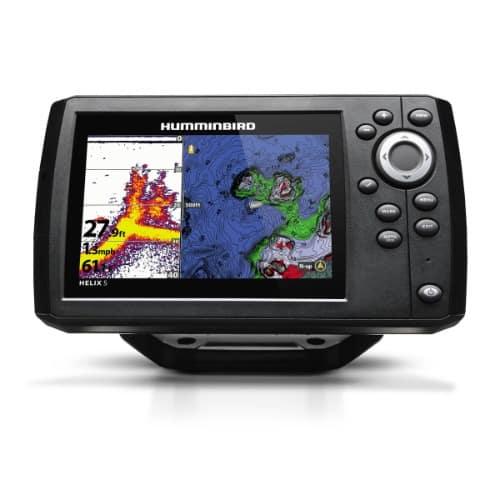 Humminbird 410210-1 HELIX 5 CHIRP GPS