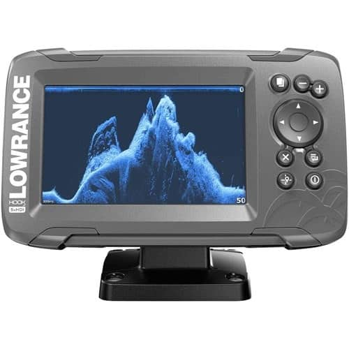 Lowrance HOOK2 5X - 5-inch Fish Finder