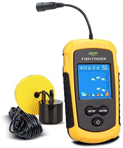 LUCKY Handheld Portable Fish Finder