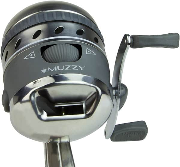 Muzzy Bowfishing 1069 XD Pro Spin Style Reel
